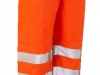 FR AS EN471 Class 1 Waterproof Overtrouser