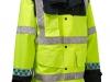 EN471 Class 3 Parka Jacket