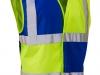 Hi Vis Quarter Panel Vest