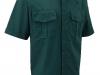 Ambulance Open Neck Short Sleeve Shirt