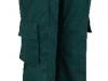 Ambulance Cargo Trouser Bottle Green